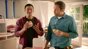 Dunkin' Donuts Turkey Sausage Breakfast Sandwich TV Spot, 'Try It' - Thumbnail 6