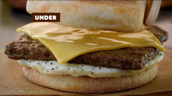Dunkin' Donuts Turkey Sausage Breakfast Sandwich TV Spot, 'Try It' - Thumbnail 9