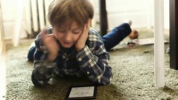 Amazon Kindle TV Spot, 'Children Love to Read' - Thumbnail 3