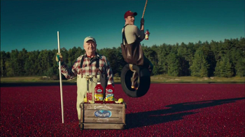 Ocean Spray Cran-Lemonade TV Spot, \'Tire Swing\'