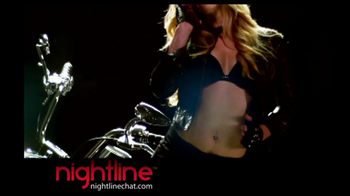 Nightline Chat TV Spot, 'Motorcycle' - Thumbnail 1