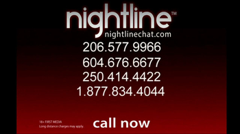 Nightline Chat TV Spot, 'Motorcycle' - Thumbnail 10