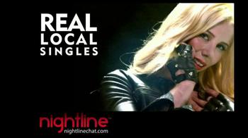 Nightline Chat TV Spot, 'Motorcycle' - Thumbnail 3