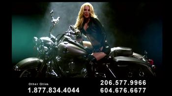Nightline Chat TV Spot, 'Motorcycle' - Thumbnail 8