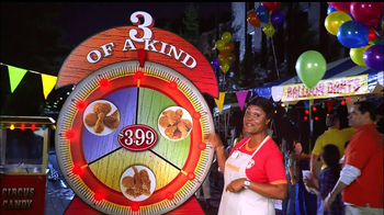 Popeyes 3 of a Kind TV Spot, 'Spin the Wheel' - Thumbnail 8