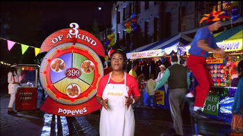 Popeyes 3 of a Kind TV Spot, 'Spin the Wheel' - Thumbnail 2