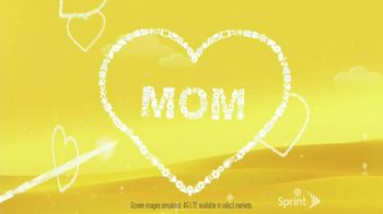 Sprint TV Spot, 'Mother's Day: $100 Off Any Smartphone'