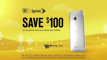 Sprint TV Spot, 'Mother's Day: $100 Off Any Smartphone' - Thumbnail 4