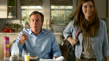 Kellogg's Raisin Bran TV Spot, 'Dad' - 8492 commercial airings