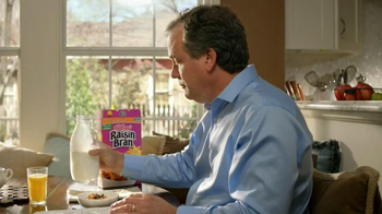 Kellogg's Raisin Bran TV Spot, 'Dad' - Thumbnail 4