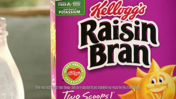 Kellogg's Raisin Bran TV Spot, 'Dad' - Thumbnail 7