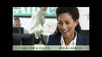 Amica Mutual Insurance Company TV Spot, 'Worth'