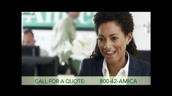 Amica Mutual Insurance Company TV Spot, 'Worth'