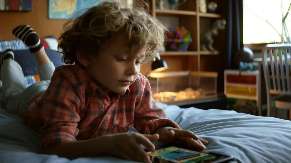 Amazon Kindle Fire HD TV Commercial, 'Kid Controls' - Video