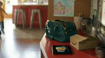 Amazon Kindle Fire HD TV Spot, 'Kid Controls' - Thumbnail 1
