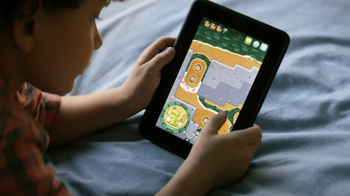 Amazon Kindle Fire HD TV Spot, 'Kid Controls' - Thumbnail 6
