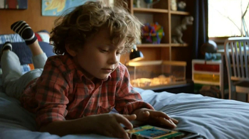 Amazon Kindle Fire HD TV Spot, 'Kid Controls' - 2800 commercial airings