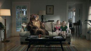 Tempur-Pedic TV Spot, 'Bear'