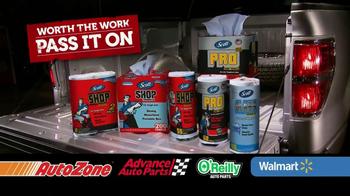 Scott Brand Car Care TV Spot, 'Worth the Work' - Thumbnail 10