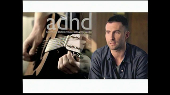 Everyday Health Media TV Spot, 'Own Your ADHD' Featuring Adam Levine - Thumbnail 3