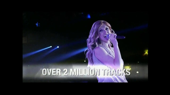 The Music Of Nashville Season 1 Volume 2 TV Spot - 11 commercial airings