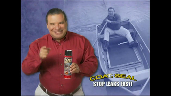 Flex Seal Brite TV Spot, 'Leaky Roof'