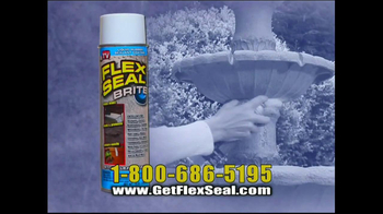 Flex Seal Brite TV Spot, 'Leaky Roof' - Thumbnail 9