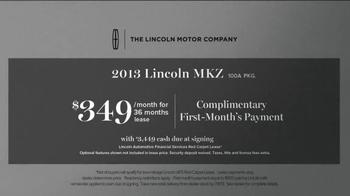 2013 Lincoln MKZ TV Spot, 'Dog' - Thumbnail 9