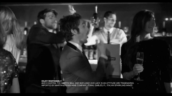 Martini and Rossi Asti TV Spot, 'Boxes'
