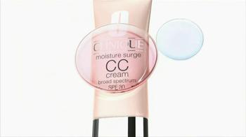 Clinique Moisture Surge CC Cream TV Spot 'Healthy Glow' - 1561 commercial airings