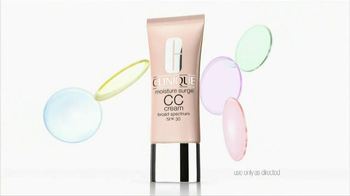 Clinique Moisture Surge CC Cream TV Spot 'Healthy Glow' - Thumbnail 8