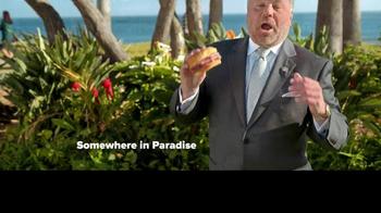 Arby's King's Hawaiian Roast Beef Sandwich TV Spot Feat. Bo Dietl - Thumbnail 1