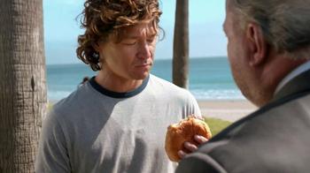 Arby's King's Hawaiian Roast Beef Sandwich TV Spot Feat. Bo Dietl - Thumbnail 4