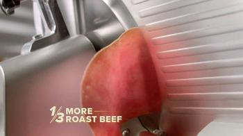 Arby's King's Hawaiian Roast Beef Sandwich TV Spot Feat. Bo Dietl - Thumbnail 8