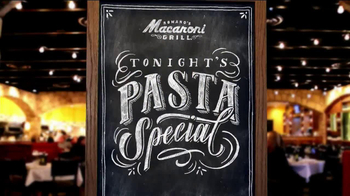 Romano's Macaroni Grill TV Spot, 'Your Own Pasta'