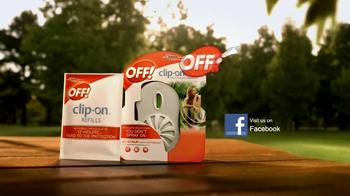 Off! Clip On Repellent TV Spot, 'Bubble' - Thumbnail 8