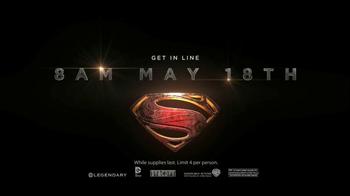 Walmart TV Spot, 'Man of Steel Advanced Screening Tickets' - Thumbnail 7