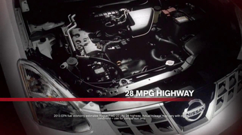 Nissan Rogue TV Spot - Thumbnail 1