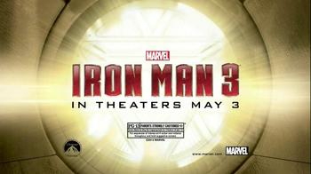 Subway TV Spot, 'Iron Man 3 Tickets' - Thumbnail 7