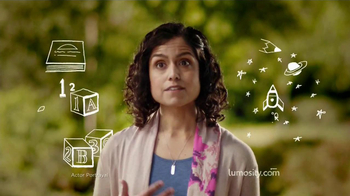 Lumosity TV Spot, 'Mom'