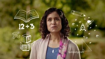 Lumosity TV Spot, 'Mom' - Thumbnail 3