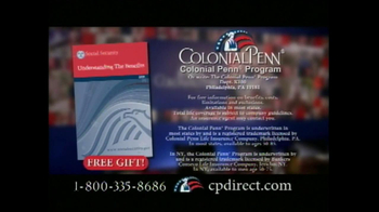 Colonial Penn Program TV Spot, 'Grandfather' - Thumbnail 9