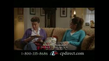 Colonial Penn Program TV Spot, 'Grandfather' - Thumbnail 3
