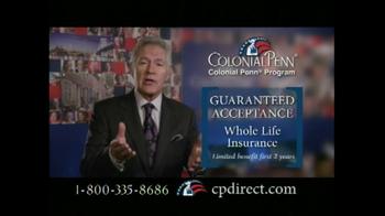 Colonial Penn Program TV Spot, 'Grandfather' - Thumbnail 5