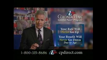 Colonial Penn Program TV Spot, 'Grandfather' - Thumbnail 8