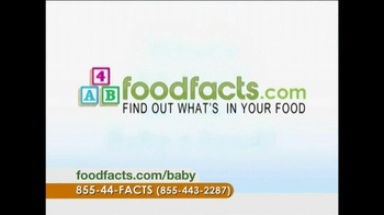 Foodfacts.com TV Spot, 'Baby' - Thumbnail 4