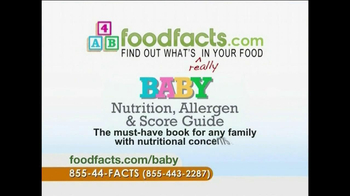 Foodfacts.com TV Spot, 'Baby' - Thumbnail 5