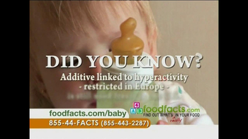 Foodfacts.com TV Spot, 'Baby' - Thumbnail 6
