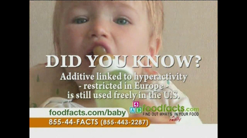 Foodfacts.com TV Spot, 'Baby' - Thumbnail 7