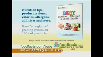 Foodfacts.com TV Spot, 'Baby' - Thumbnail 8